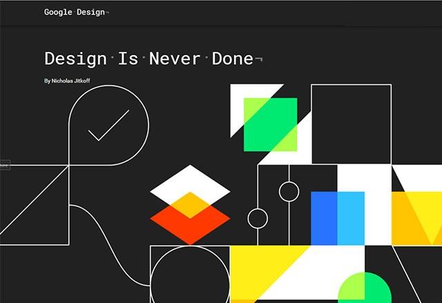 Google пусна нов набор от инструменти за дизайнери и създатели на приложения