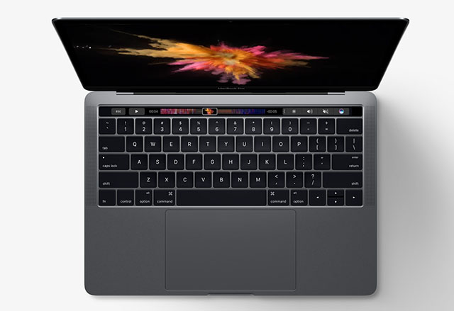 Новият Apple MacBook Pro е тук с иновативния Touch Bar и тънко тяло
