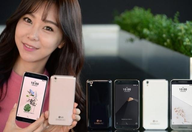 LG U е нов модел от среден клас, който ще дебютира в края на месеца