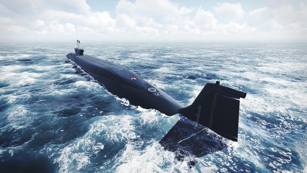 Китай тества технология за свръхзвукови… подводници