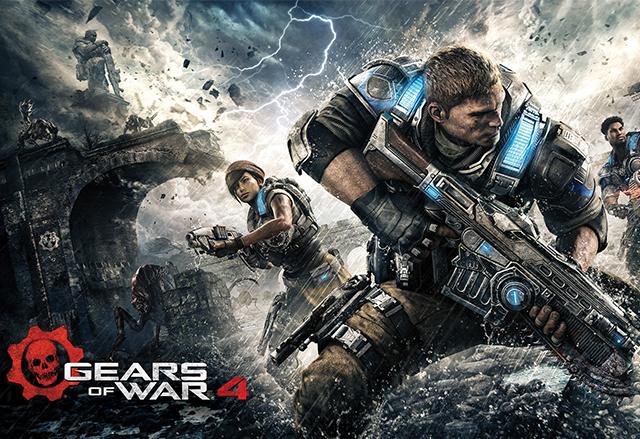 Първите безплатни карти за Gears of War 4 ще са достъпни от 1 ноември