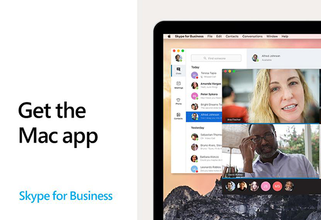Skype с две полезни актуализации за Mac и iOS