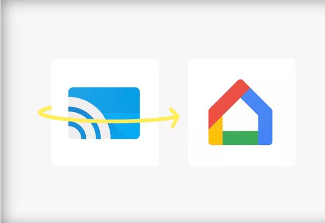 Google Cast вече има ново име и нов дизайн - Google Home