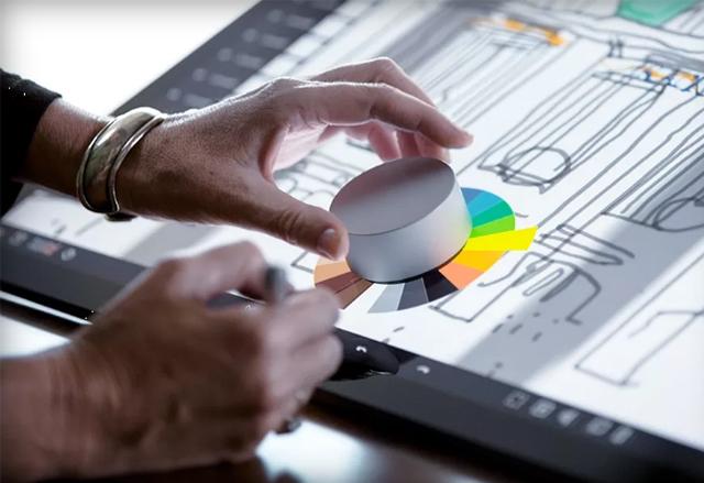 Ето кои приложения ще работят със Surface Dial на Microsoft
