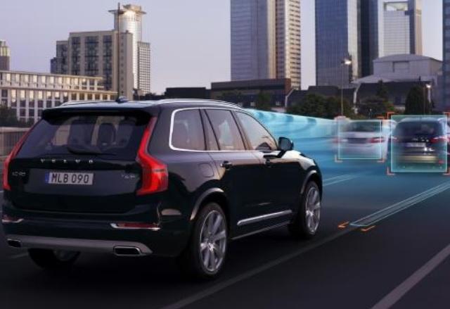Автономните коли на Volvo ще бъдат инкогнито на пътя, за да не се злоупотребява