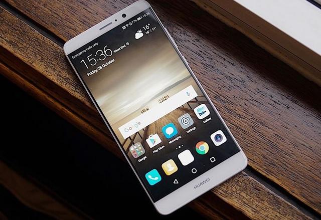 Huawei Mate 9 е гигантски флагман с Android 7 и камера, разработена с Leica