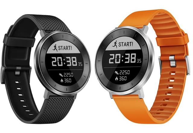 Huawei Fit е водоустойчив часовник и фитнес тракер с монохромен сензорен екран