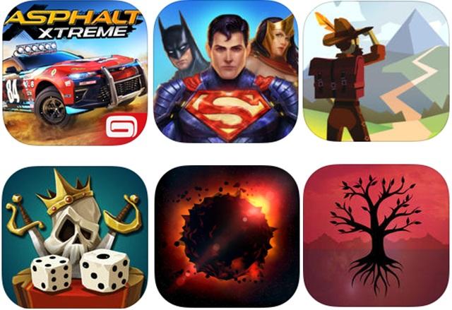 Смартфон игри на седмицата, ноември 2016, част 1