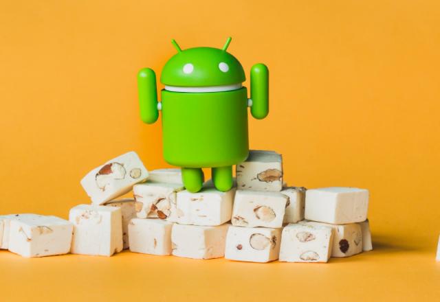 Nougat се появи в статистиката на Google с 0.3% пазарен дял