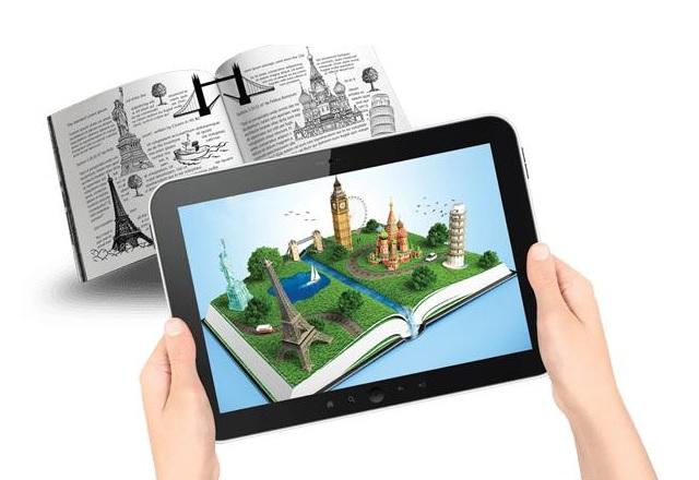 Apple патентова карти с добавена реалност