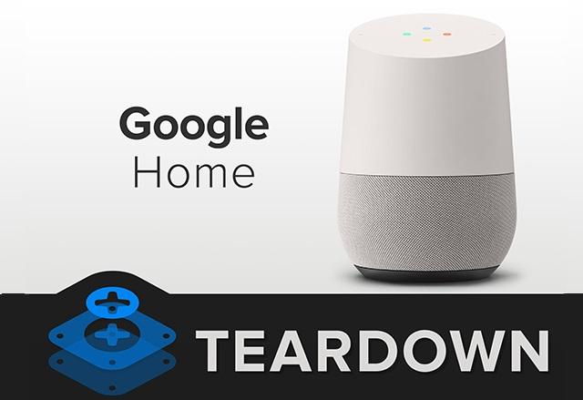 iFixit разглобиха Google Home, разкривайки, че вътре има Chromecast хардуер