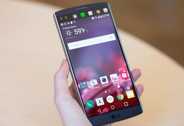 LG V20 S ще се появи в Европа