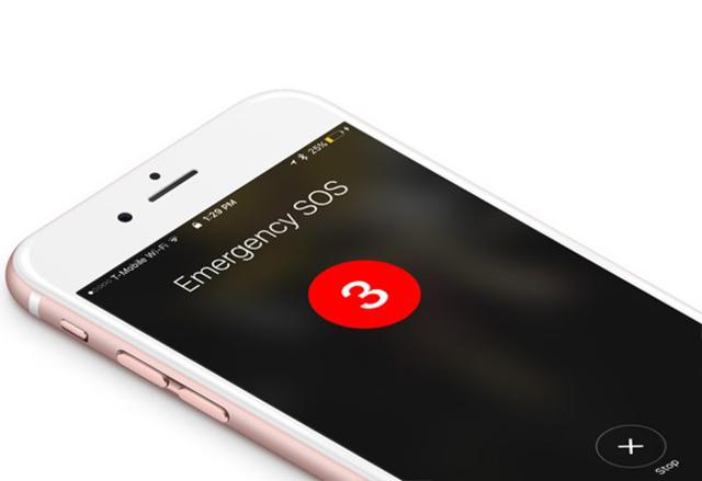 iOS 10.2 Beta 2 включва нова SOS функция с обратно броене
