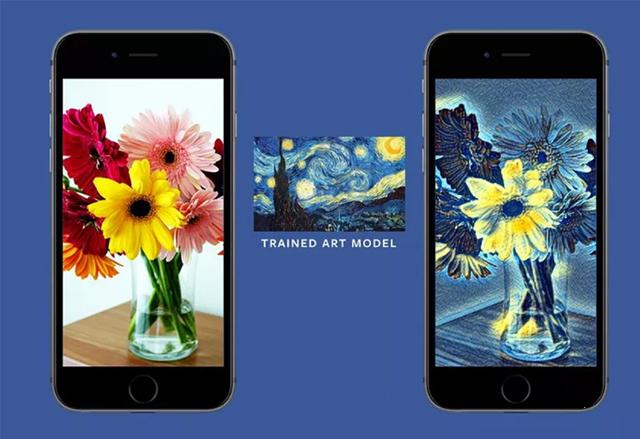 Facebook стартира функция, позволяваща поставяне на Prisma филтри върху живи излъчвания