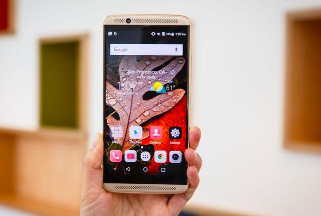 ZTE Axon 7 получава Android 7.0 Nougat през януари