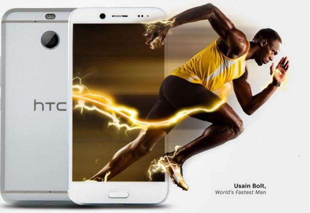 HTC Bolt официално е най-бързият LTE телефон в САЩ