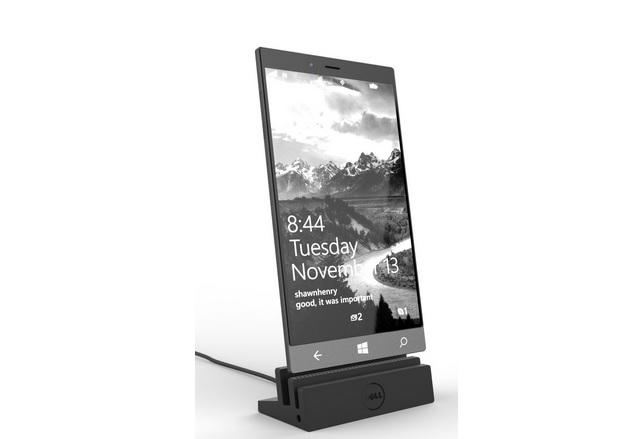 Dell Stack е страхотен фаблет с Windows 10, който няма да видим
