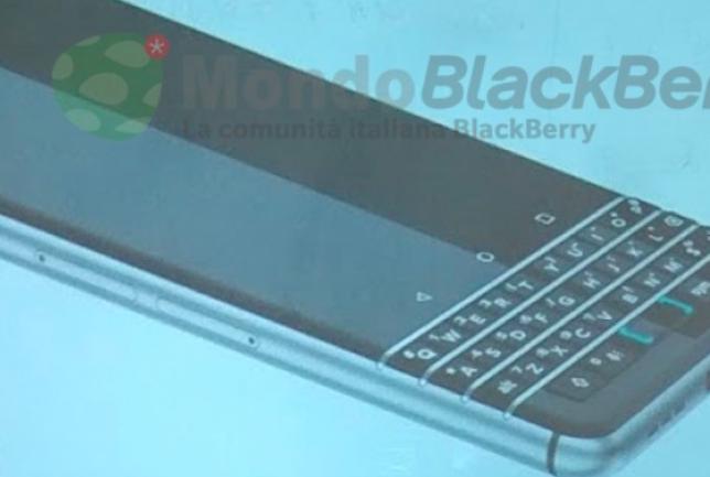 Шефът на BlackBerry потвърди, че компанията работи върху смартфон с физическа клавиатура