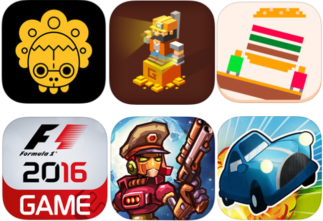 Смартфон игри на седмицата, ноември 2016, част 2
