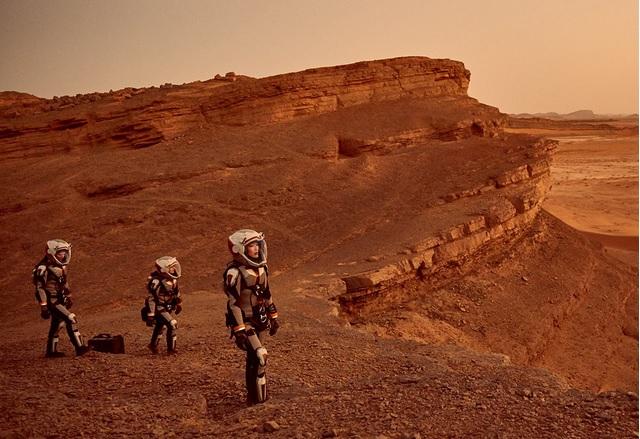"""""""Марс"""" на National Geographic е като документален филм за бъдещето"""