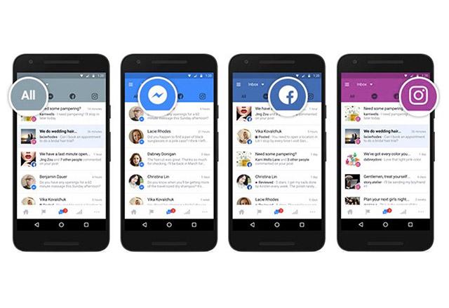 Facebook Pages скоро ще се сдобие с единна входяща кутия за Facebook и Instagram профили