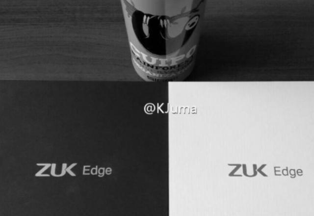 Опаковката на ZUK Edge изтече в мрежата