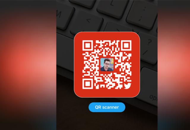Twitter добави фунцкия за QR кодове за по-лесно намиране и добавяне на приятели
