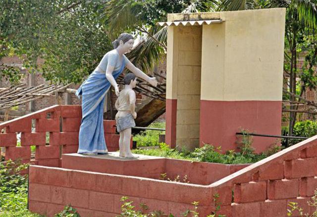 Google ще ви помогне да намерите чиста обществена тоалетна в Индия