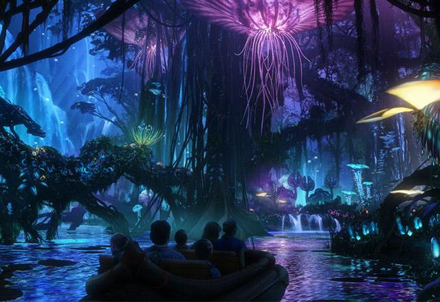 """Disney и Джеймс Камерън разкриха, че """"Пандора - Светът на Аватар"""" ще отвори през лятото на 2017 г."""