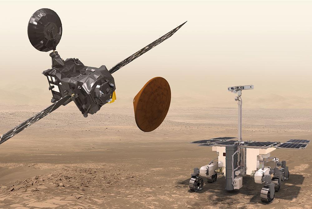 ExoMars: мисията, която трябва да открие живот на Марс