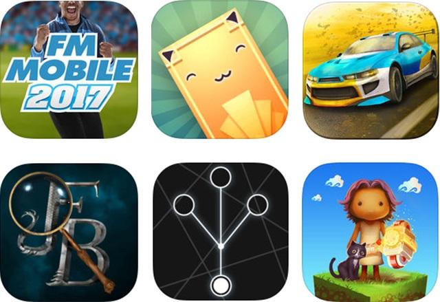 Смартфон игри на седмицата, ноември 2016, част 3