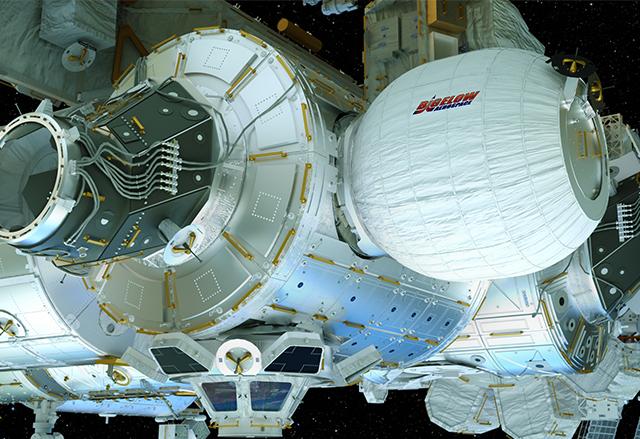 NASA: Надуваемият космически модул BEAM се справя добре със задачата си
