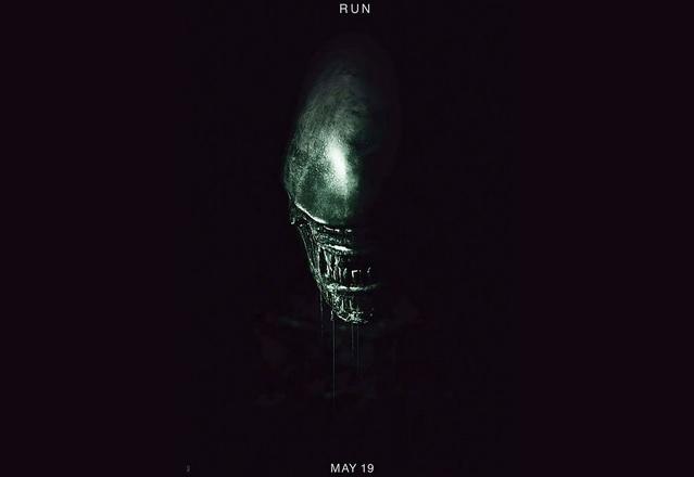 Alien: Covenant по кината три месеца по-рано