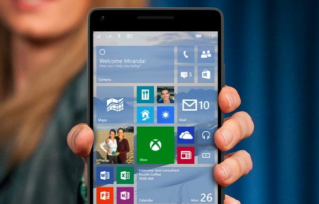Новият Windows 10 смартфон на HP всъщност ще е от бюджетния клас