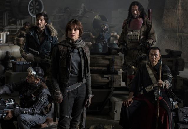Rogue One: A Star Wars Story с рекорд по предварителни продажби на билети