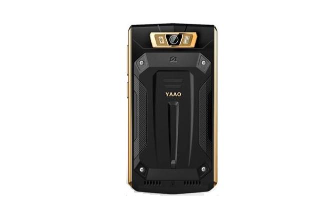 YAAO 6000 е смартфон с 10 900 mAh батерия
