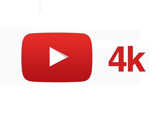 Google поддържа 4K стрийминг в YouTube