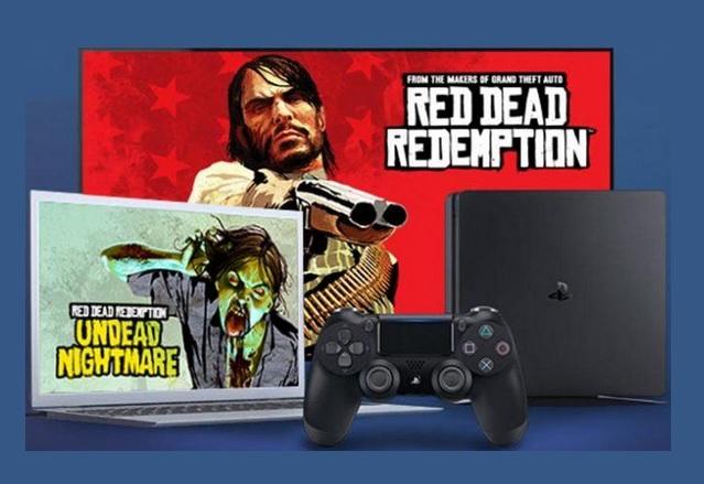 Red Dead Redemption и Undead Nightmare скоро ще са налични за PS4 и PC
