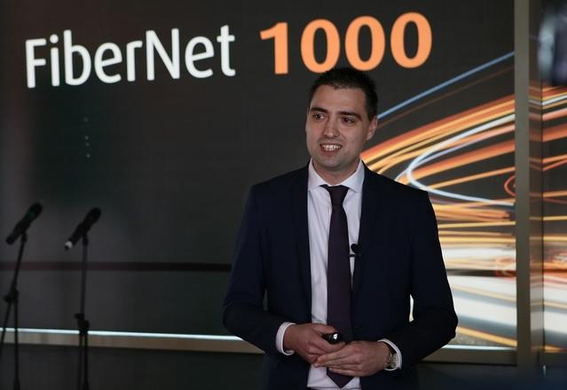 Виваком предлага 1000 Mbps оптична интернет връзка за дома
