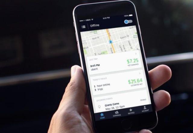Uber ще следи пътниците и след края на превоза