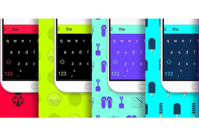 Всички цветови теми за SwiftKey клавиатурата за Android и iOS са вече напълно безплатни