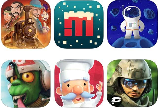 Смартфон игри на седмицата, декември 2016, част 1