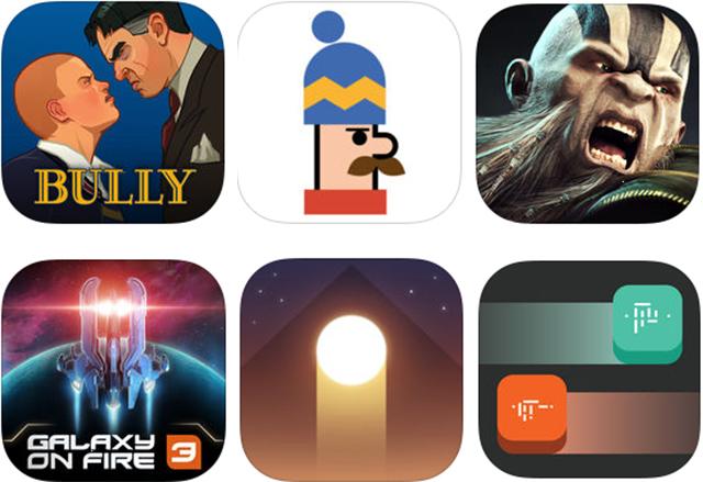 Смартфон игри на седмицата, декември 2016, част 2
