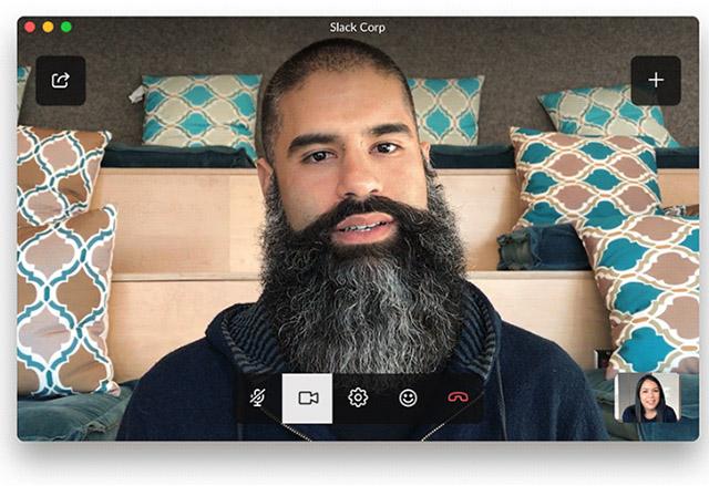 Slack за Windows, Mac и Chrome получи функция за видеоразговори с до 15 души