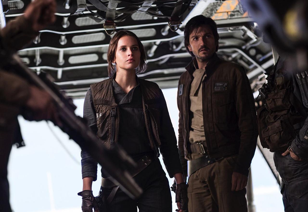 """Rogue One: обречена история от """"Междузвездни войни"""""""