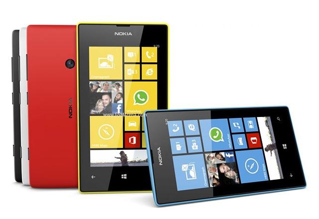 Nokia Lumia 520 работи с Android 7.1, защото защо не?!