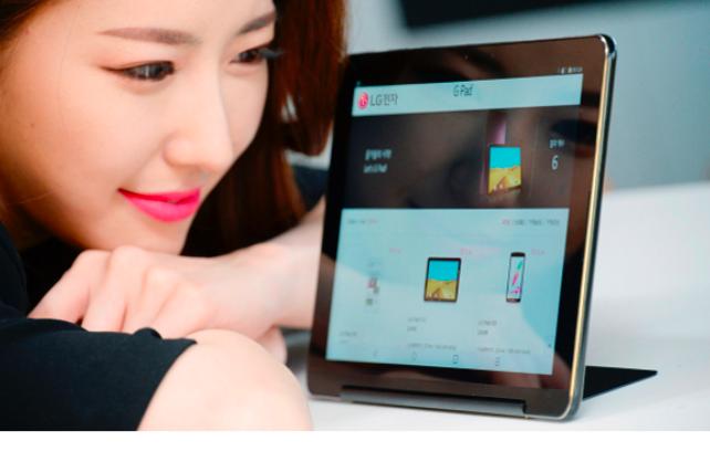 LG представи таблета G Pad III 10.1: осемядрен процесор и 5 mpx камера