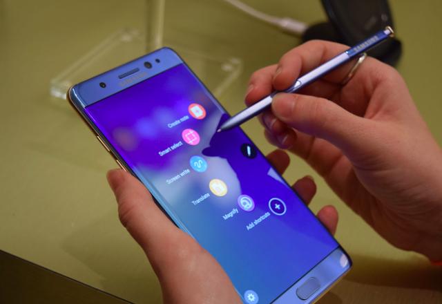 Вътрешното разследване на Samsung за Galaxy Note 7 е приключило
