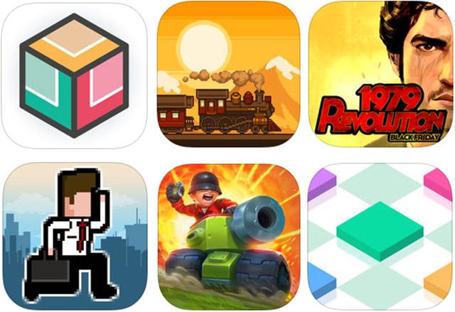 Смартфон игри на седмицата, декември 2016, част 3