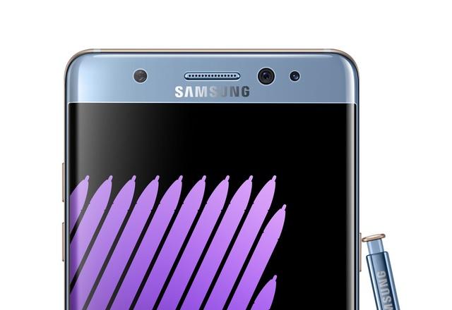 Изтегленият от пазара Galaxy Note 7 се ползва повече от LG V20, HTC Bolt и OnePlus 3T